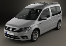 Samochód Volkswagen Caddy
