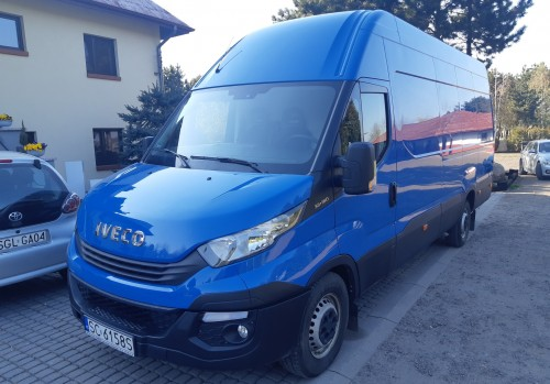 Iveco Daily Maxi 16m3